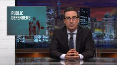 In the fair, just, and wise United States legal system, arrested individuals who are unable to pay for an attorney will have one provided to them at no cost. Americans can sleep well knowing we're not animals who would make the neediest amongst us face the full resources of the state without a trained advocate. Just kidding! Here's John Oliver to explain why the right to an attorney is basically just a mythical unicorn that farts apple-cinnamon rainbows.