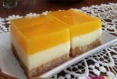 Θυμάμαι όταν ήμουν μικρή, κάθε καλοκαίρι η γιαγιά μου συνήθιζε να φτιάχνει το περίφημο γλυκό του ψύγείου με κρέμα και……