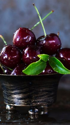 Cherry, Fruit, Food, Plant Wallpaper for Android [Full HD], Food and Drink Background and Image Red Fruit, Fruit And Veg, Fruits And Veggies, Photo Fruit, Fruit Photography, Beautiful Fruits, Think Food, Delicious Fruit, Fruit Garden