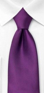 Bows N Ties in Grape- the perfect way to match your bridesmaid dresses is to purchase your ties from the same designer.. Genius!