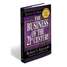The Business of the 21st Century by Robert T. Kiyosaki, http://www.amazon.com/dp/B003E3LP5E/ref=cm_sw_r_pi_dp_4hvjqb1QNR06P