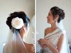korean bridal makeup and hair - Google Search