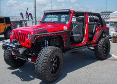 Jeep Beach 2013, Daytona Beach
