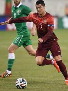 Com C. Ronaldo, Portugal atropela Irlanda em último teste - Terra Brasil