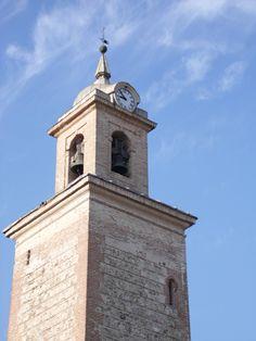 ESQUIVIAS (TOLEDO) - Iglesia de Ntra. Sra. de la Asunción.
