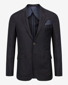 Wool checked jacket - Found on tedbaker.com