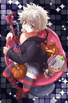 HUNTER×HUNTER Killua Zoldyck