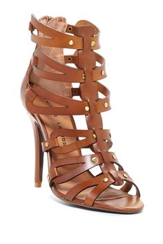 Janes Way High Heel Gladiator Sandal