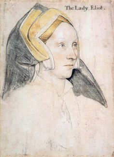 Perfect drawings of Hans Holbein the Younger (c. 1497 – 1543).  Collection N1.
