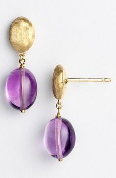 Marco Bicego 'Siviglia' Drop Earrings available at #Nordstrom