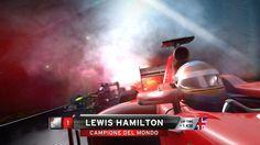 Formula 1 2013 - InfoGFX by Simone De Angeli, via Behance