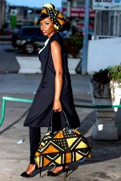 African Inspired Clothing, African Print Fashion, Africa Fashion, Ethnic Fashion, Look Fashion, African Prints, Fashion Outfits, African Wear, African Attire