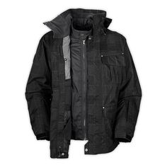 THE NORTH FACE - MEN'S BROADBAND TRICLIMATE® JACKET