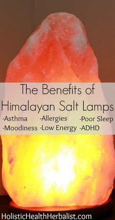 What Does A Salt Lamp Do Brilliant 9 Reasons To Have A Himalayan Salt Lamp In Every Room In Your Home Design Ideas