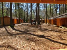 More progress on the Medicine Bow staff cabins at #Yawgoog. Image taken on April 30, 2016, by David R. Brierley.