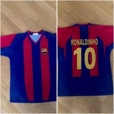 Barcelona, Spain. Official t-shirt/ Maglia ufficiale
