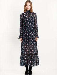 Tallulah Floral Maxi Dress