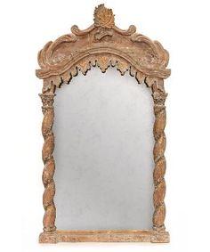 Canopy & Column Mirror