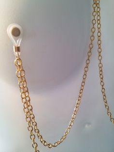 SET of Nipple Jewelry Necklace Matching by BodaciousBodyJewelry