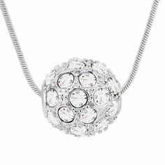 10 Colors Austrian Crystals  Fashion Pendant Necklace for women crystals from Swarovski New Sale Top Hot White