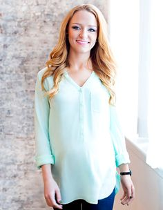 Maci Bookout: Now After several relationships post-Edwards, the Tennessee native found her match in BMX biker Taylor McKinney. The couple announced that they were expecting a baby girl in December 2014.     Read more: http://www.usmagazine.com/celebrity-moms/pictures/teen-mom-cast-where-are-they-now-2011296/15831#ixzz3f2wyDfhr  Follow us: @usweekly on Twitter | usweekly on Facebook