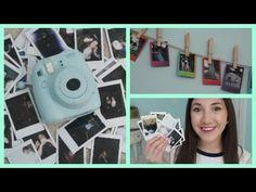 How I Take My Polaroids   Fujifilm Instax Mini 8