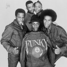 Funky 4 + 1, 'That's the Joint'