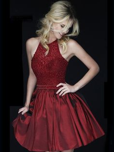 Sherri Hill Short Dress 32322|DressProm.net