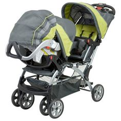 Amazon.com : Baby Trend Sit N Stand Double, Carbon : Tandem Strollers : Baby http://amzn.to/2sOQeDa