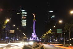 Titulo: Monumento a la Independencia  Autor: Galán Oropeza Karina Fernanda  Av: 5.6 Tv: 1''6 ISO: 100