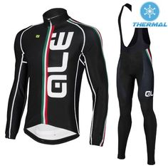 42.87$  Buy now - http://alizzt.worldwells.pw/go.php?t=32767217641 - New Arrival 2017 ALE Winter Cycling Clothing Thermal Fleece Cycling Jersey Bicycle Bike Maillot Ropa Ciclismo invierno #DT-012 42.87$