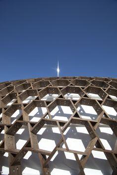 KREOD / Pavilion Architecture kreod.wordpress.com @kebonywood @KREOD #wood #architecture #UK