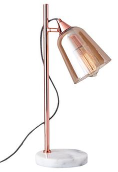 "Adesso 3842-20 Marlon 19.5"" Table Lamp, Smart Outlet Comp..."