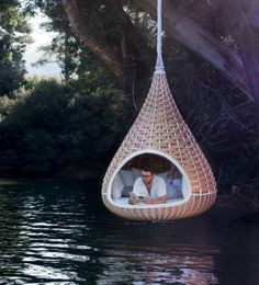 There's no way I can make this..nor do I live by a source of water... but it would be awesome if it could happen.