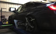 Wheel alignment on this BMW 2015 Edinburgh & Lothian Wheel Alignment Centre Wheel Alignment, Bmw M3, Edinburgh, Centre, 3d