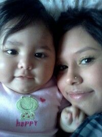My two baby girls,