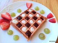 Vafle - dva sladké recepty - brydova.cz Breakfast, Anna, Food, Morning Coffee, Essen, Meals, Yemek, Eten