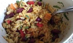 Mexican Yellow Rice And Black Beans Recipe - Food.com