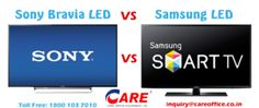 While shopping for a new LED TV for your house/office, have you always experienced the difficult task of making a choice between a Sony LED and a Samsung LED TV?