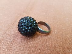 Druzy Ring, Silver Rings, Stud Earrings, Plastic, Vintage, Collection, Jewelry, Jewlery, Jewerly