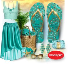 """""""Create #instantjoy with Havaianas"""" by debi820 ❤ liked on Polyvore"""