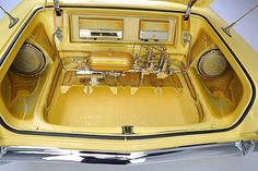 1962 Chevrolet Impala - Breaking the Mold & Breaking Bad Custom Car Audio, Custom Cars, 1962 Chevy Impala, Hydraulic Cars, Breaking Bad, Lowrider, Impalas, Upholstery, Profile