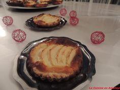 La cuisine en amateur de Maryline: Apple pie au lait concentré