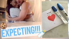 The Day We Found Out, First Ultrasound & Telling Family!!