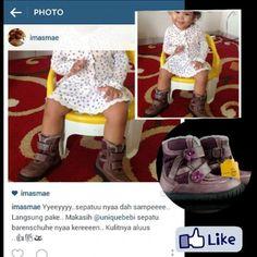 sepatu boots anak uniquebebi testimonials 70