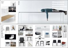 News for the fair in Milan 2013 - Kristalia #graphicdesign #milan #milano #fieradelmobile #isaloni #design #furniture