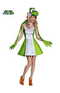 Daisy Mario Kart Costume