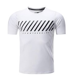 4a9cce6f528 BARBOK Men s Short Sleeve Sport Dri-Fit Tee Quick Dry Running Fitness Shirts