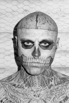 Zombie Boy by Terry Richardson