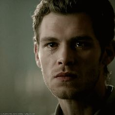 That moment when Klaus showed vulnerability and I fell completely and irrevocably in love
